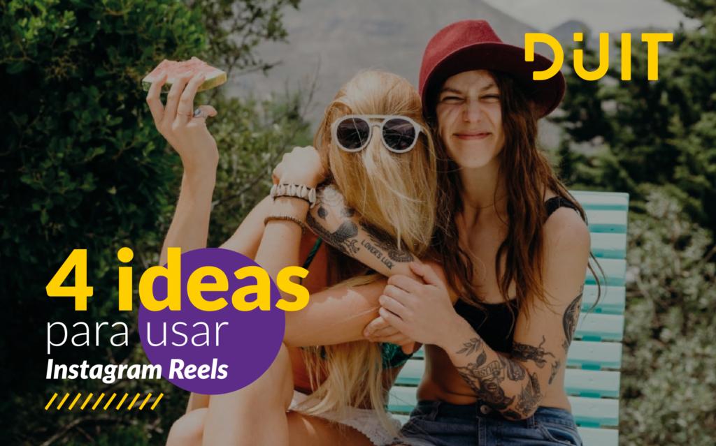 ideas para instagram reels